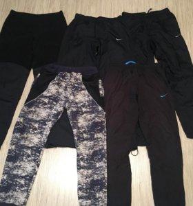 Спортивные штаны пакетом S-M