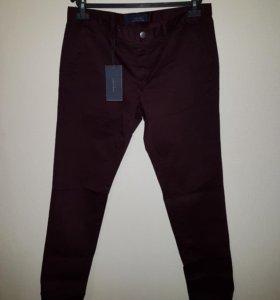 Новые брюки zara man