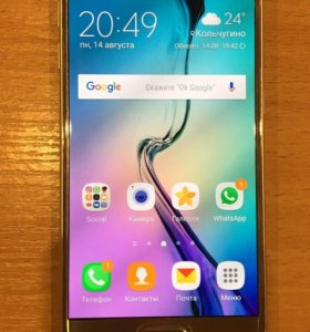 Samsung S6 2016г