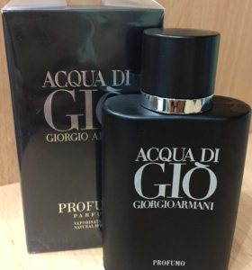 Парфюм Armani Acqua di Gio
