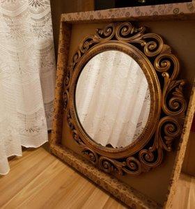 Зеркало настенное 58*58см
