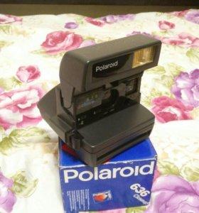 Фотоаппарта Polaroid 636
