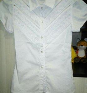 Блузка для девочки 7-8 лет