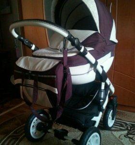 Детская коляска ISABEL INDIGO 2в1