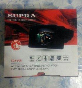 Регистратор Supra scr-90r