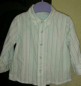 Детская рубашка Плэйтудей