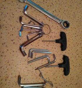 Инструменты для велосипеда/самоката xiaomi