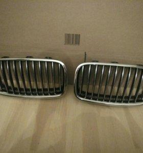 Решетка BMW 5,F10 б/у