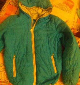 Куртка весна и зима