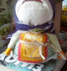 Обереговая кукла Зерновушка