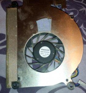 Система охлаждения для процессора AMD Turion