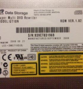 DVD Rewriter GT10N Hitachi-LG