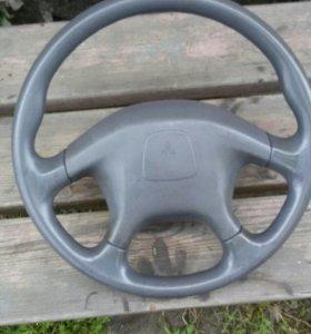 Рулевое колесо на делику с подушкой безопасности