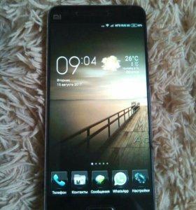 Продажа,Обмен. Xiaomi Mi5 память оп 3г общей64