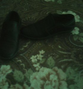 Туфли на школьника