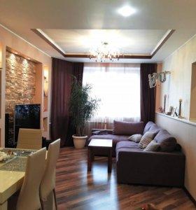Квартира, 3 комнаты, 95.4 м²