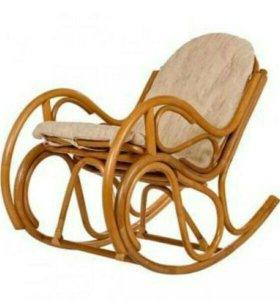 №864. Новое  Кресло-качалка Bella.Доставка