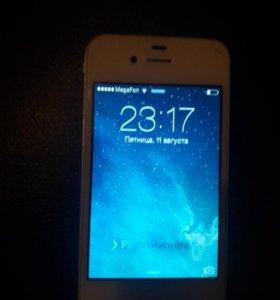 Айфон 4, 8 гиг