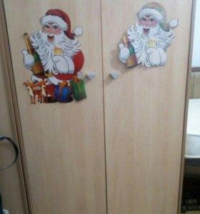 Модуль из 2х шкафов для детской комнаты.