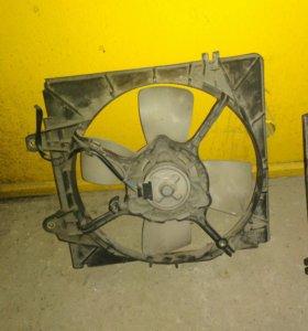 Вентилятор Mazda Capella GWEW
