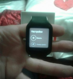 SONY Smart Watch 3 androidwear