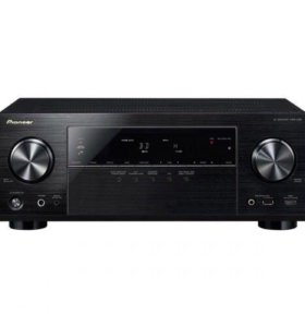Hi-Fi система 7.1 Pioneer VSX-828, колонки Pioneer