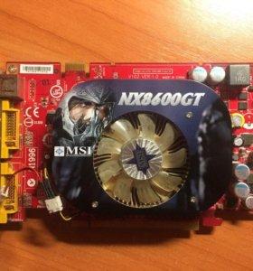 Nvidia Geforce NX8600GT