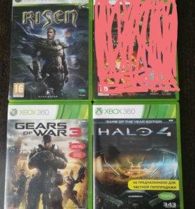 Игры для Xbox 360 лицензии