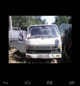 Продам грузовик двухкабинник Toyota toyoace