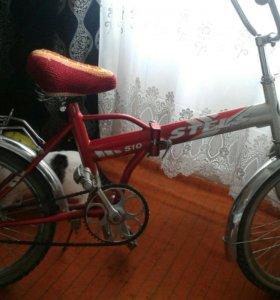 Велосипед Стелс.