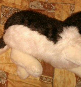 Большая мягкая игрушка - собака