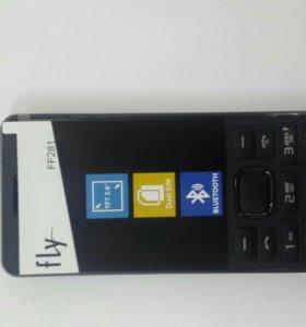 Сот телефон fly FF281