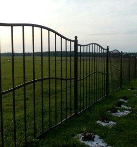 Ворота ,навесы ,заборы.