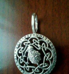 Продам серебряный кулон 925 пробы
