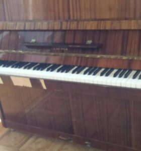 Пианино Гамма