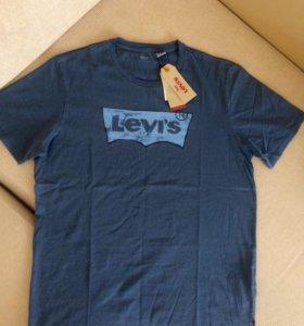 Levi's новая мужская футболка