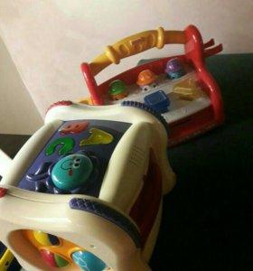 Продам муз игрушки