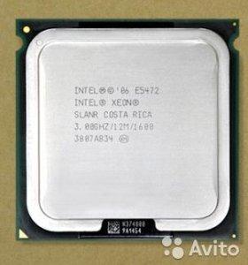 Процессор Intel Xeon E5472 Socket 771 LGA