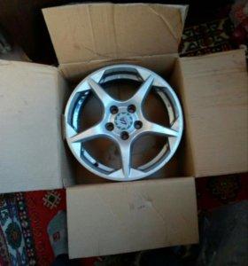 Whhels литые диски
