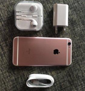 iPhone 6s 64Gb розовый