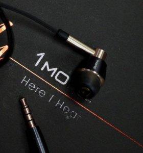 Новые Hi-Fi Наушники 1More Triple Driver Hybrid