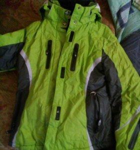Куртка от горнолыжки