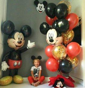 Оформление детских праздников и воздушные шары
