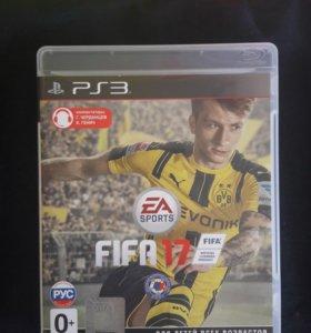 Игра FIFA 17 для PS 3