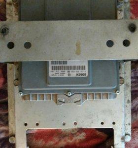 Электронный блок управления двигателем бош КАМАЗ