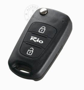 Корпус ключа Kia Picanto Rio Sportage K2 K5