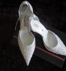 Новые итальянские туфли MarinoFabiani