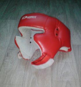 Шлем боксёрский Demix