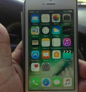 Отличный айфон 5
