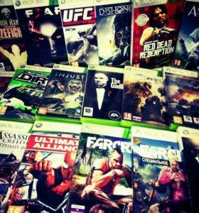 Xbox 360 хитовые игры